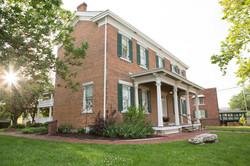 Harris-Kearney House outside