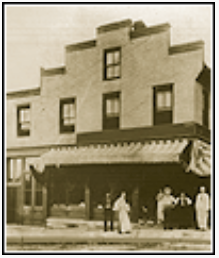 Ewing Boone general store