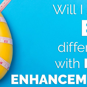 How BIG of a Difference Does Non Surgical Male Enhancement Make?