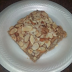 Almond Spice Bar