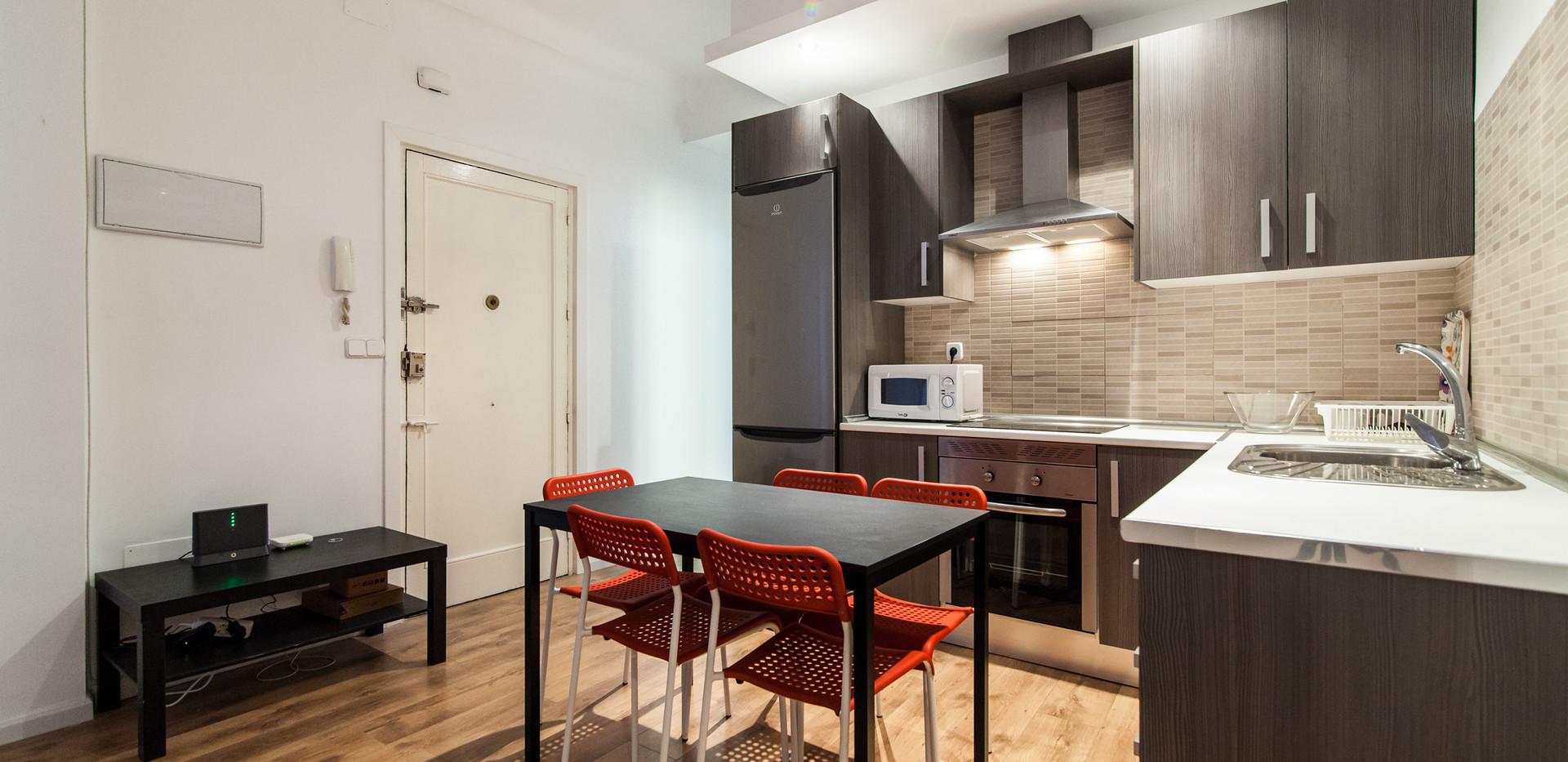 Cocina y Salón 2