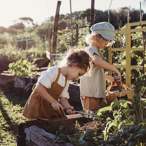 SEEDS FOR TOMORROW - Children's Gardening Tool Set