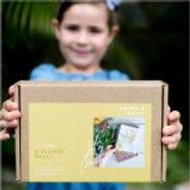Poppy & Daisy Flower Press Kit
