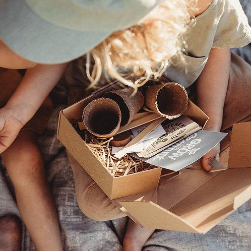 SEEDS FOR TOMORROW - Grow With Gratitude