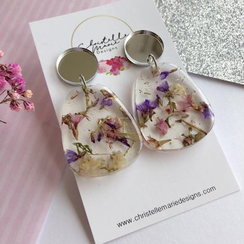 Christelle Marie Design - Resign Earrings and Trinkets