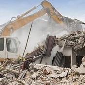 Снос зданий и конструкий