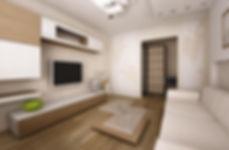 Цементная стяжка в однокомнатной квартире Екатеринбург