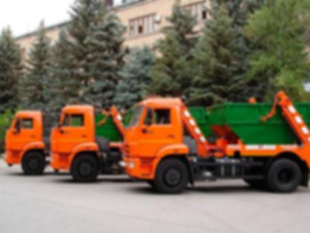 Вывоз строительного мусора Екатеринбург.
