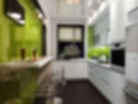 Сухая стяжка кухня и коридор Екатеринбург