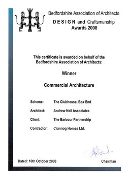 Box End Park award