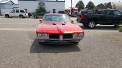 1970 GTO The Judge