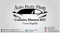 Collision Masters MN Logo
