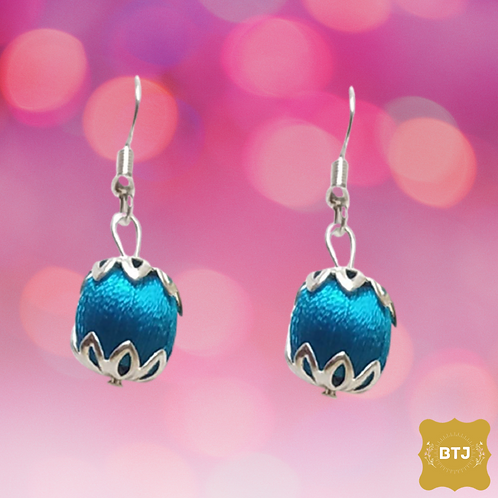 Light Blue Earrings (E24)