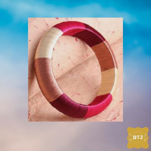 Pink Shade Kada Bangle (B24)