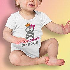 Coleção Baby Rock