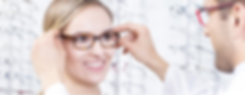 Choosing your glasses at Southern Eyecare