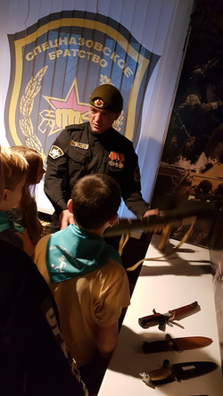 музей боевой славы в нижневартовске