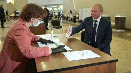 Последствия голосования: хакеры продают номера паспортов россиян