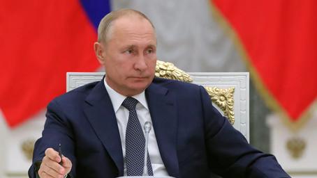Путин обратился к США из-за ситуации в сфере информационной безопасности