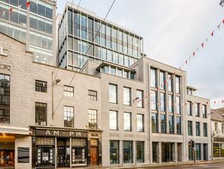 Update - Aberdeen offices