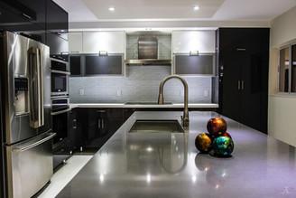 High Gloss Modern Kitchen