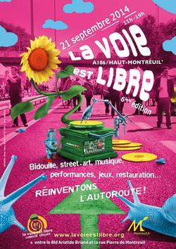 Festival La Voie est libre