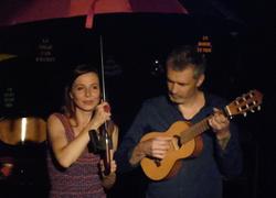 Concert à Clichy en 2017