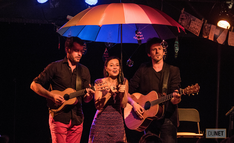 Concert de sortie d'album en 2016