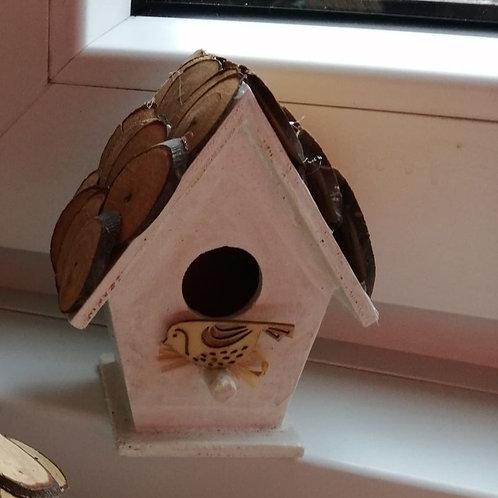 "Mini nichoir ""petit oiseau"""