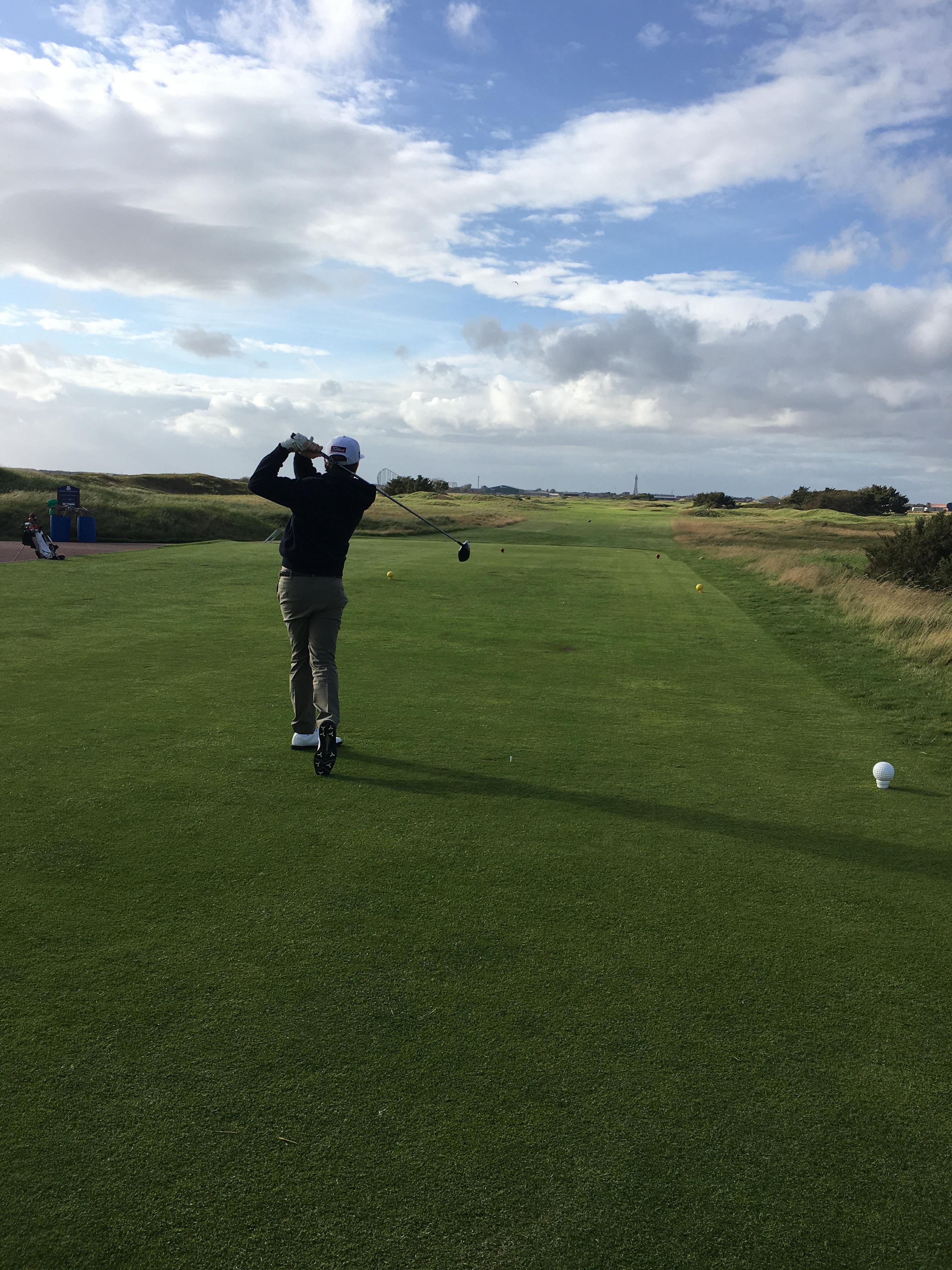 Pre Paid Golf 135