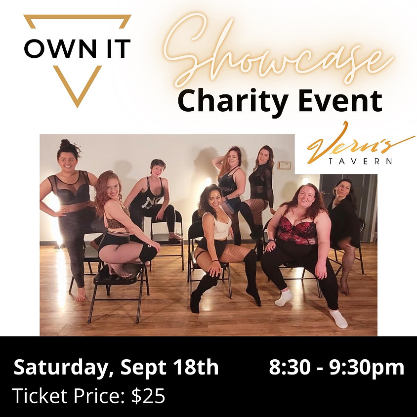 Own It Showcase Charity Event