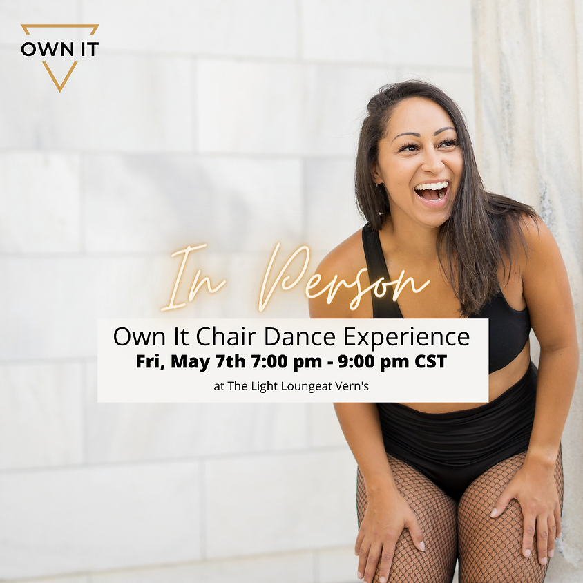 Own It Chair Dance Experience 5/7
