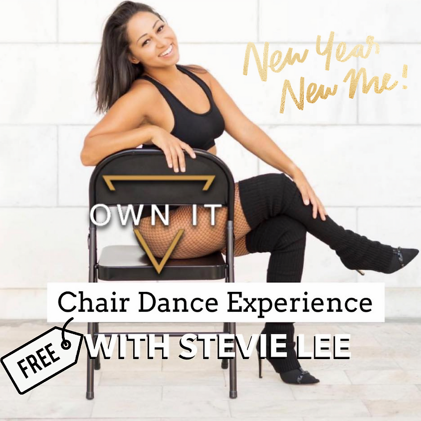 FREE New Year's Virtual Chair Dance Experience
