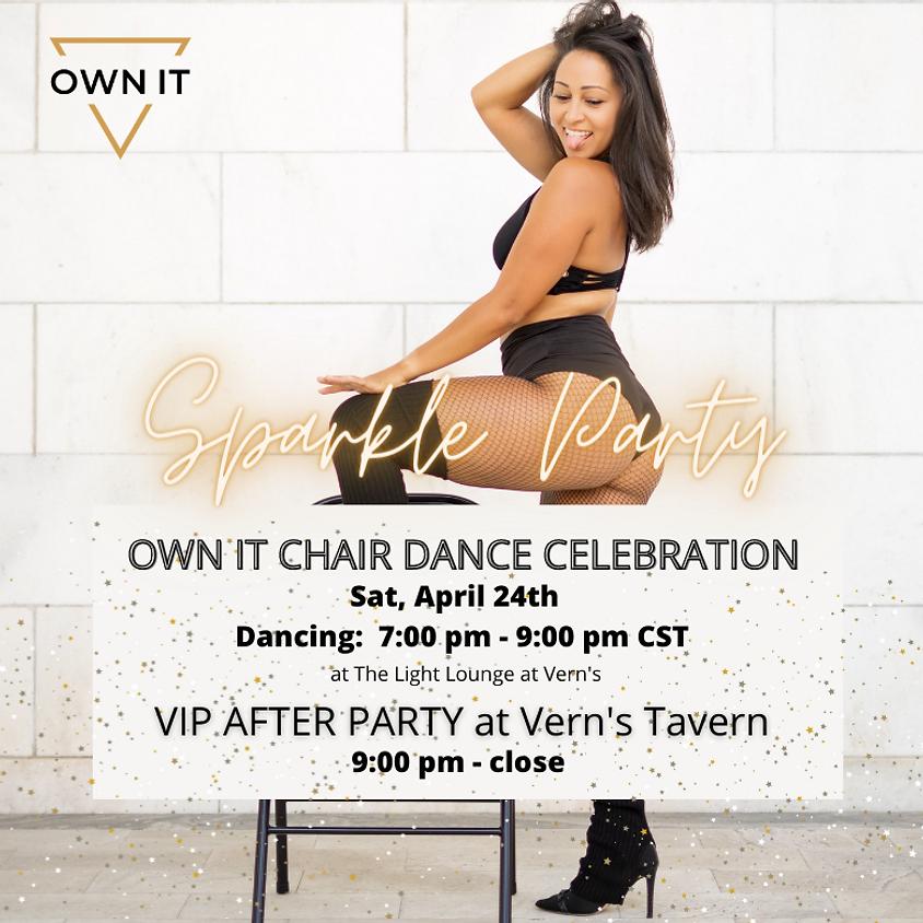 Own It Anniversary Chair Dance Celebration