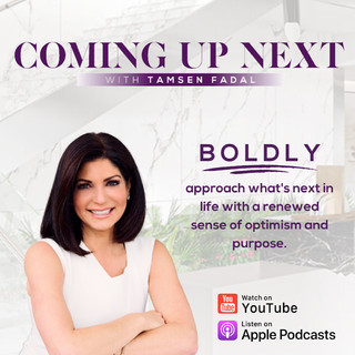 Coming Up Next with Tamsen Fadal