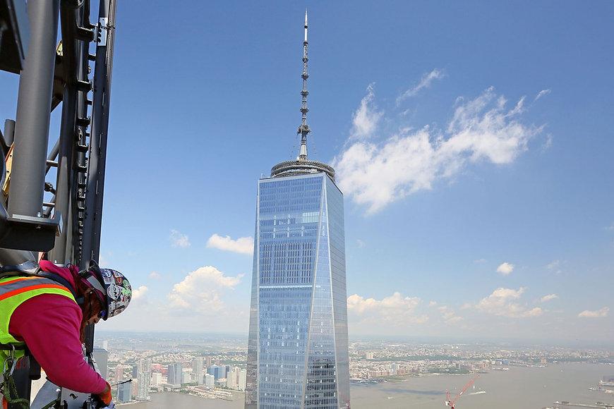 3 WTC Charlene Gordon, Glazier June 1 2017 Credit Joe Woolhead .jpg