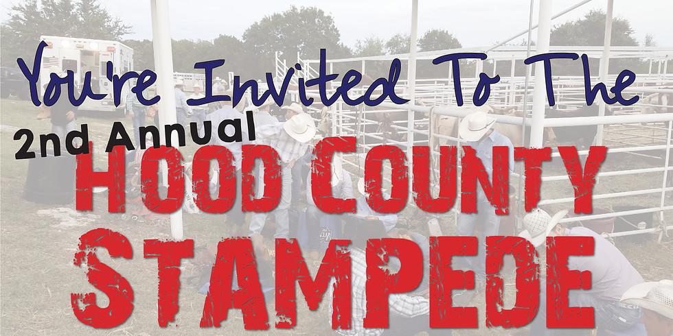 2018 Hood County Stampede