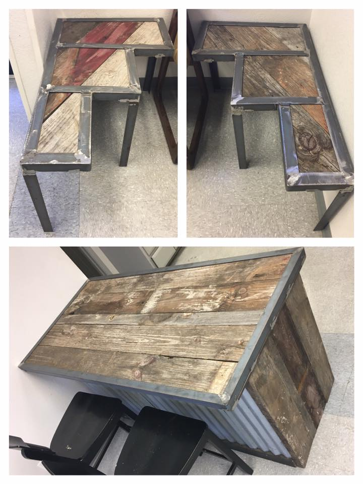 Custom crafted furniture for odd spaces