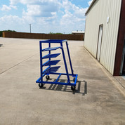 Wire Storage Cart