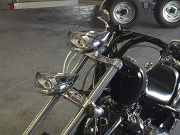Motorcycle Repair and Custom Design