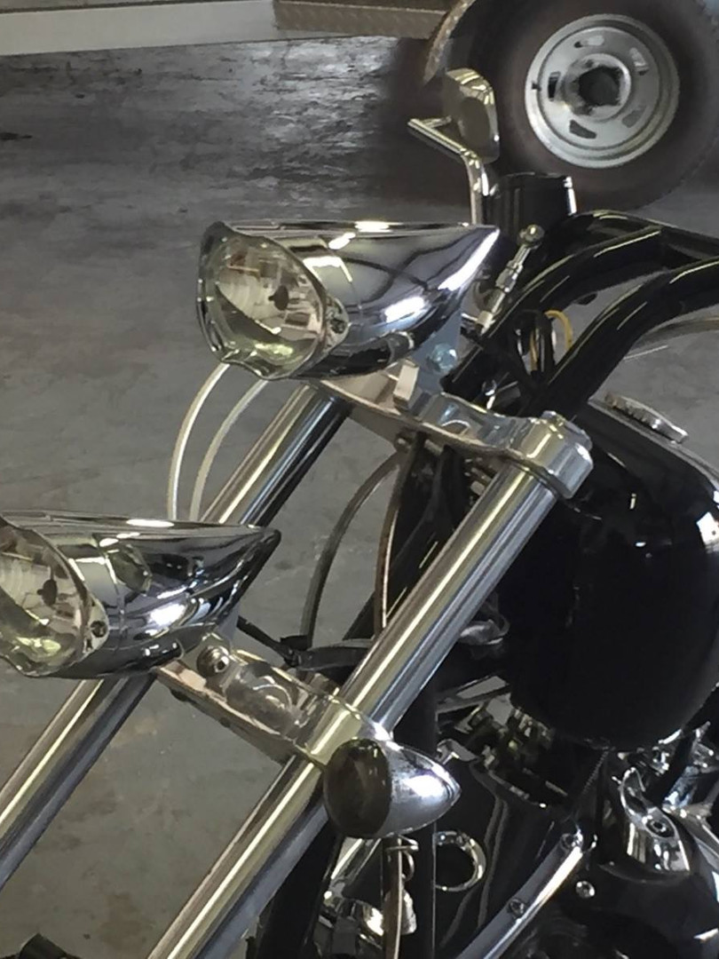 Custom Morotrcycle Parts