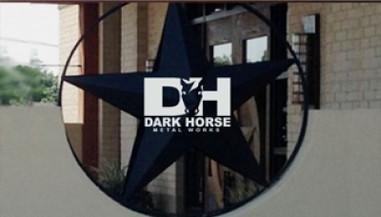 Metal Sign with Logo Design