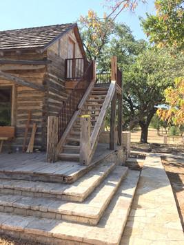 Restoration stair railings