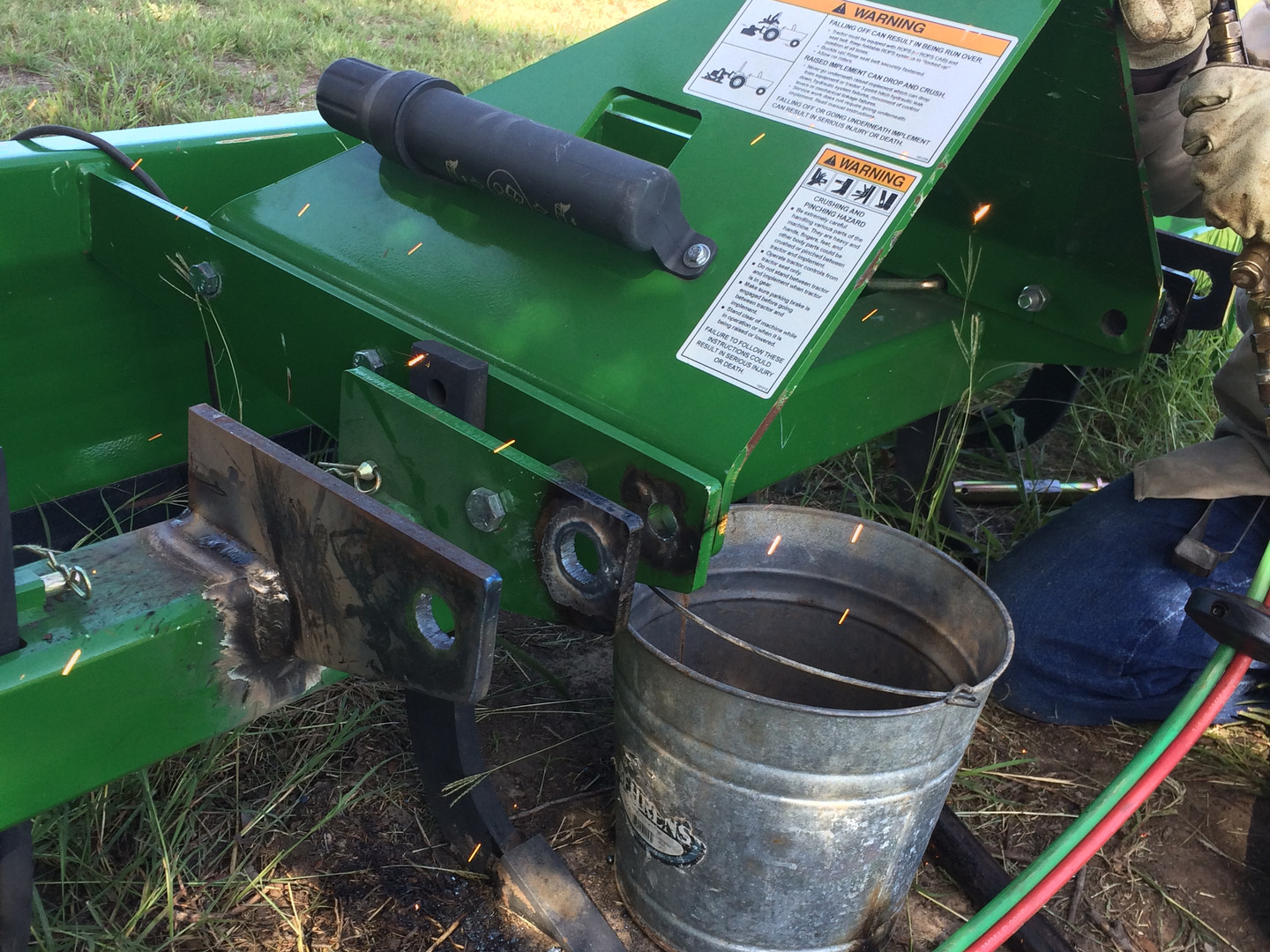 Farm equipment and maintenance repair services