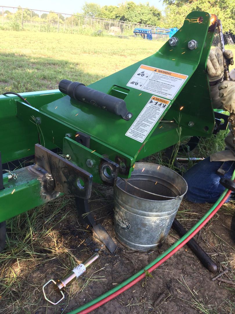 ranch farm equipment repair