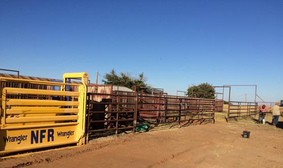 ranch pen gate repair