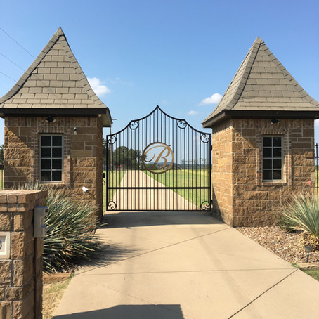 Making Impressive First Impressions With Custom Gates & Entryways
