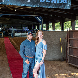 Diamonds & Denim Fundraising Gala Red Carpet Portraits