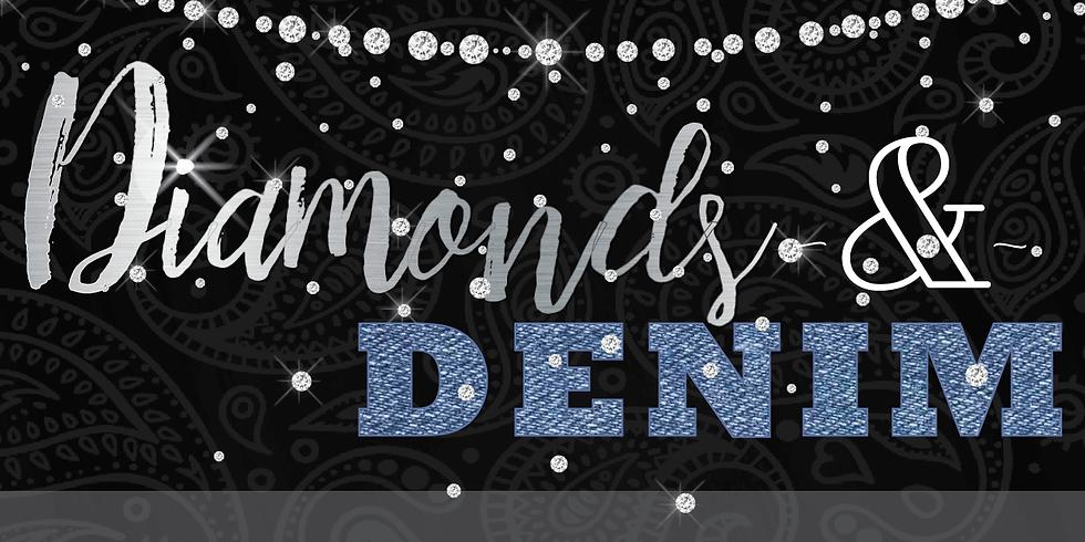 Diamonds & Denim Summer Soirée and Fundraising Dinner