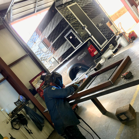 Building a Generator Box Before Hitting the Rodeo Trail with Tilden Hooper